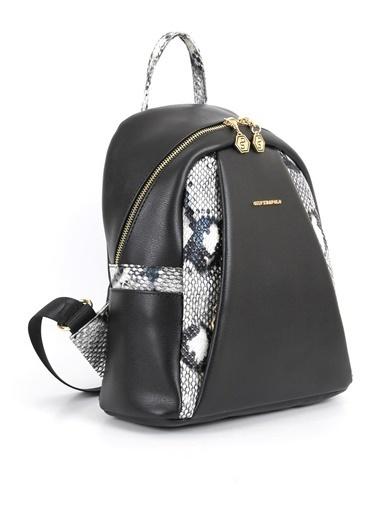 Silver Polo Çanta Siyah